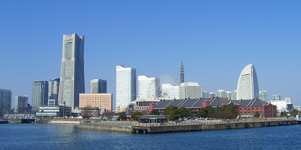 横浜を中心とした徳商のネットワーク